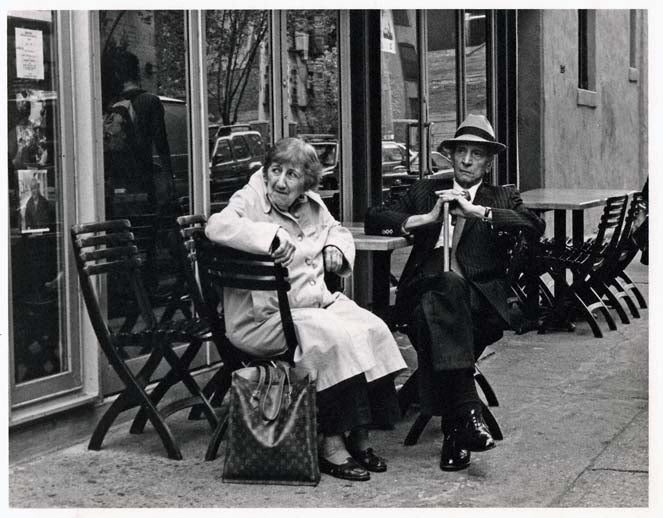 Image of framed print of original photograph - newyork232-02