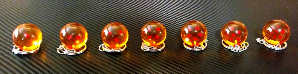 Image of Dragon Ball Z Keychains