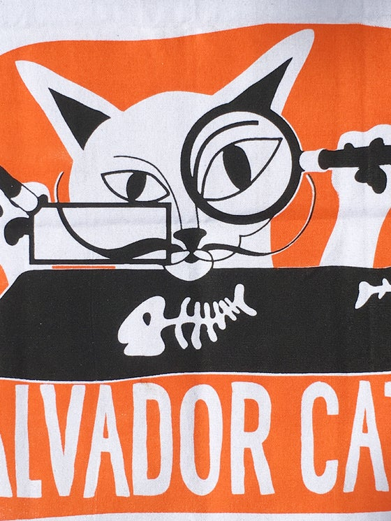 Image of SALVADOR CATLI Tea Towel