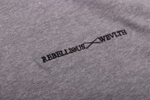 Image of RWLS Euro Curve Tee Grey