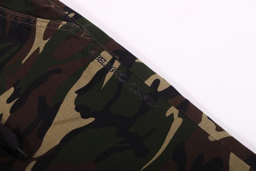 Image of RWLS Cotton Twill Joggers Camo