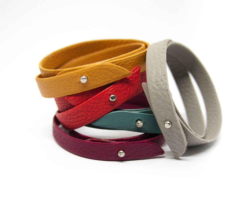 Image of Bracelets couleurs