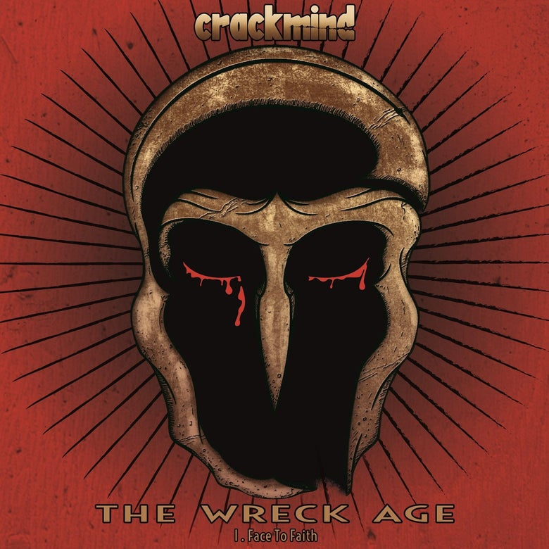 Image of 'THE WRECK AGE - I. FACE TO FAITH' - CD