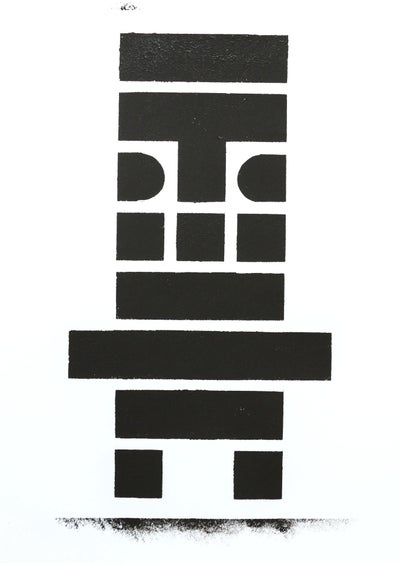 Image of Büro Destruct - Tribler Mummy (Original)