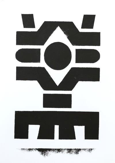 Image of Büro Destruct - Tribler Testbild (Original)