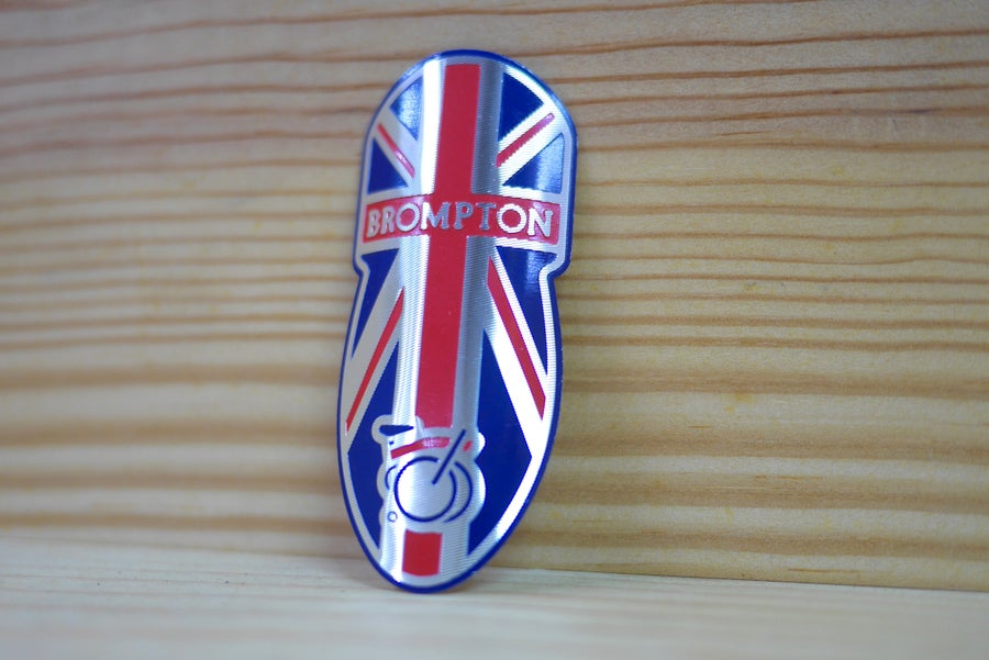 Image of Brompton Head Badge