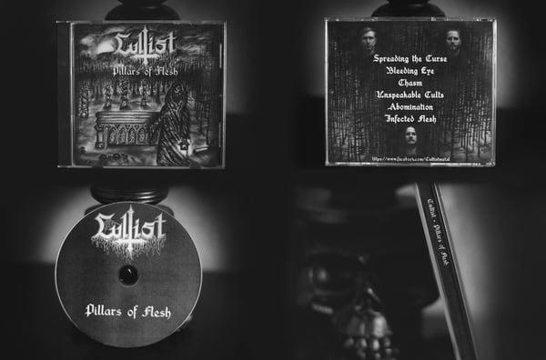 Image of Pillars of Flesh CD