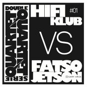 Image of Hifiklub vs Fatso Jetson + Gary Arce - Double Quartet Serie #1 - Cd Digipak