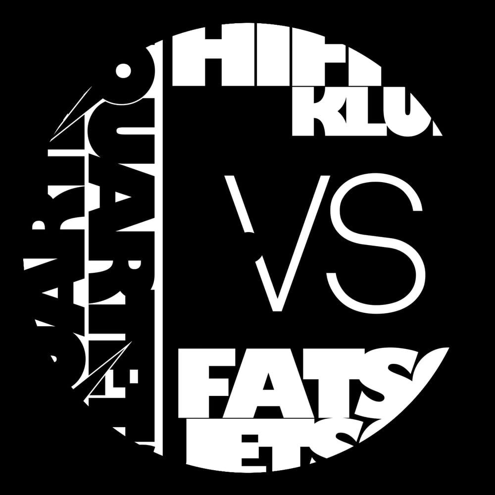 Hifiklub vs Fatso Jetson + Gary Arce - Double Quartet Serie #1 - Lp White