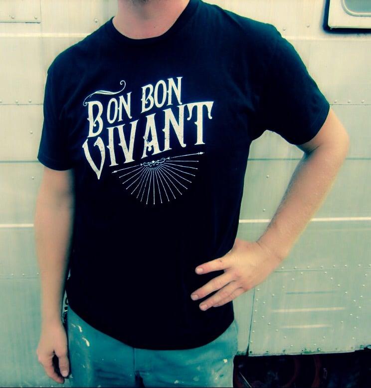 Image of Bon Bon Vivant Unisex T-Shirt