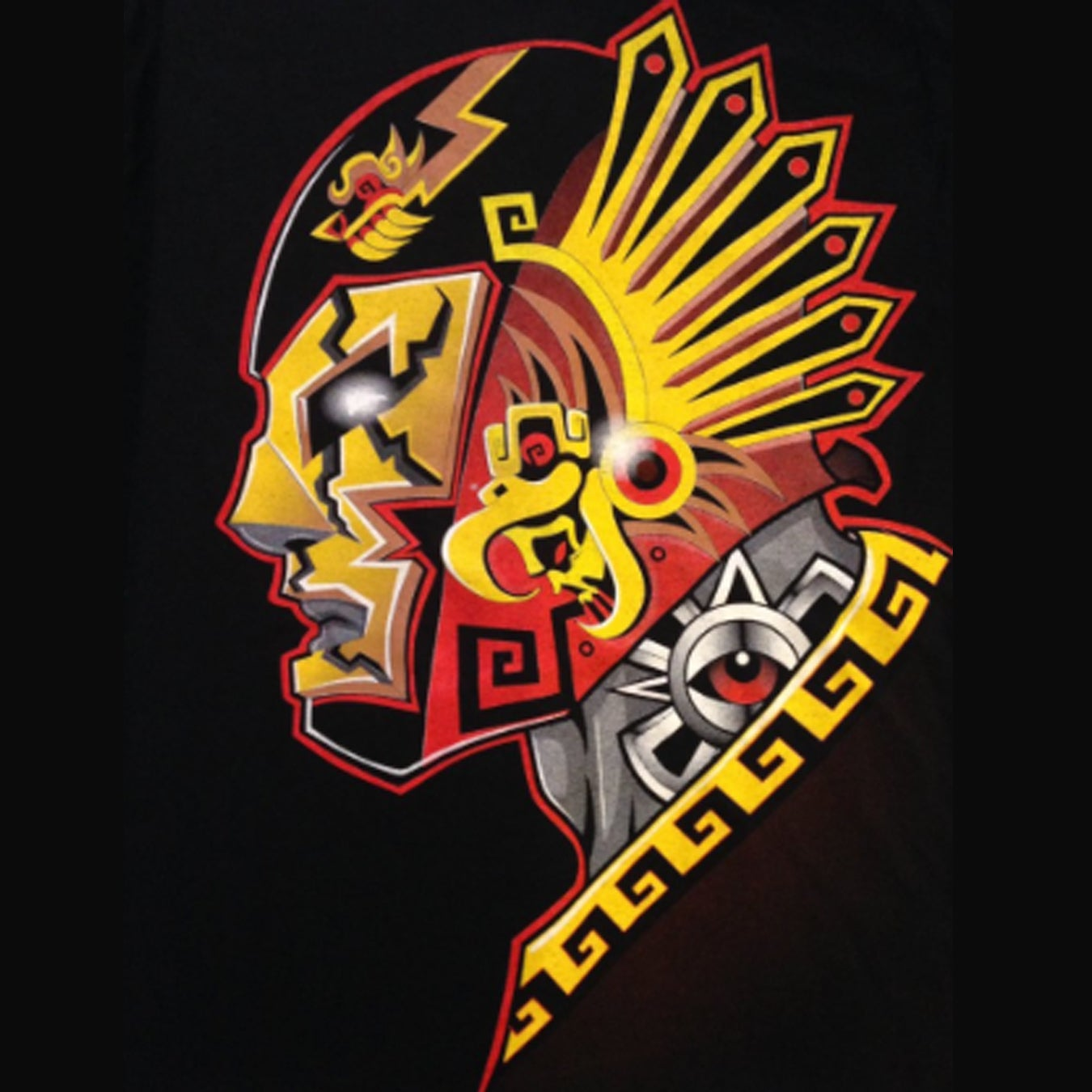 Image of Dr. Wagner Jr. x Urban Aztec - T-shirt