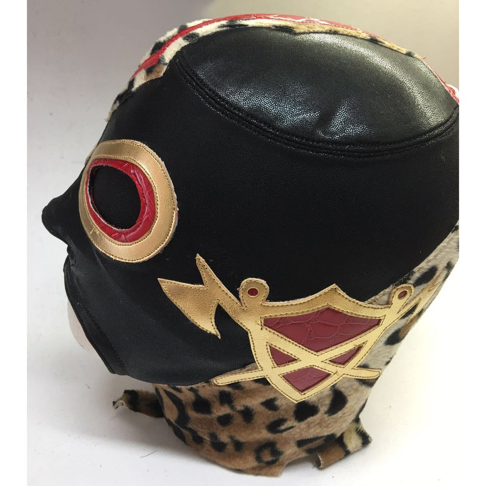 Image of Konnan - Official Mask with Personalized Autograph (NO COUPON CODES)