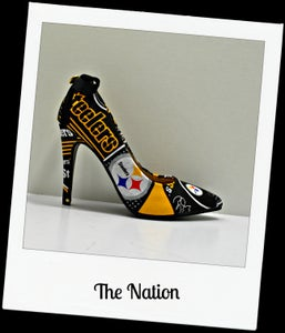 Image of The Nation (pump)