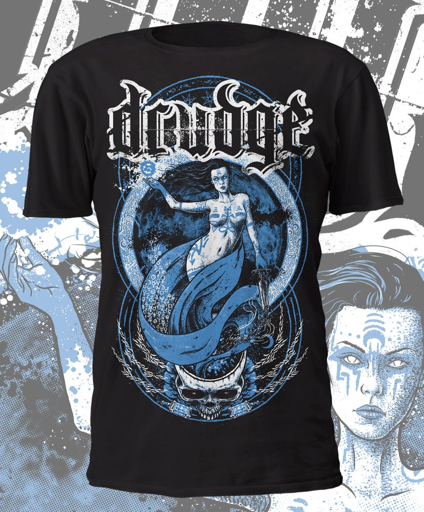Image of Drudge - Cosmic Goddess shirt