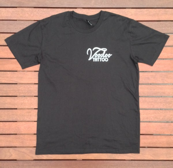 Image of Voodoo Tattoo Shirt Black
