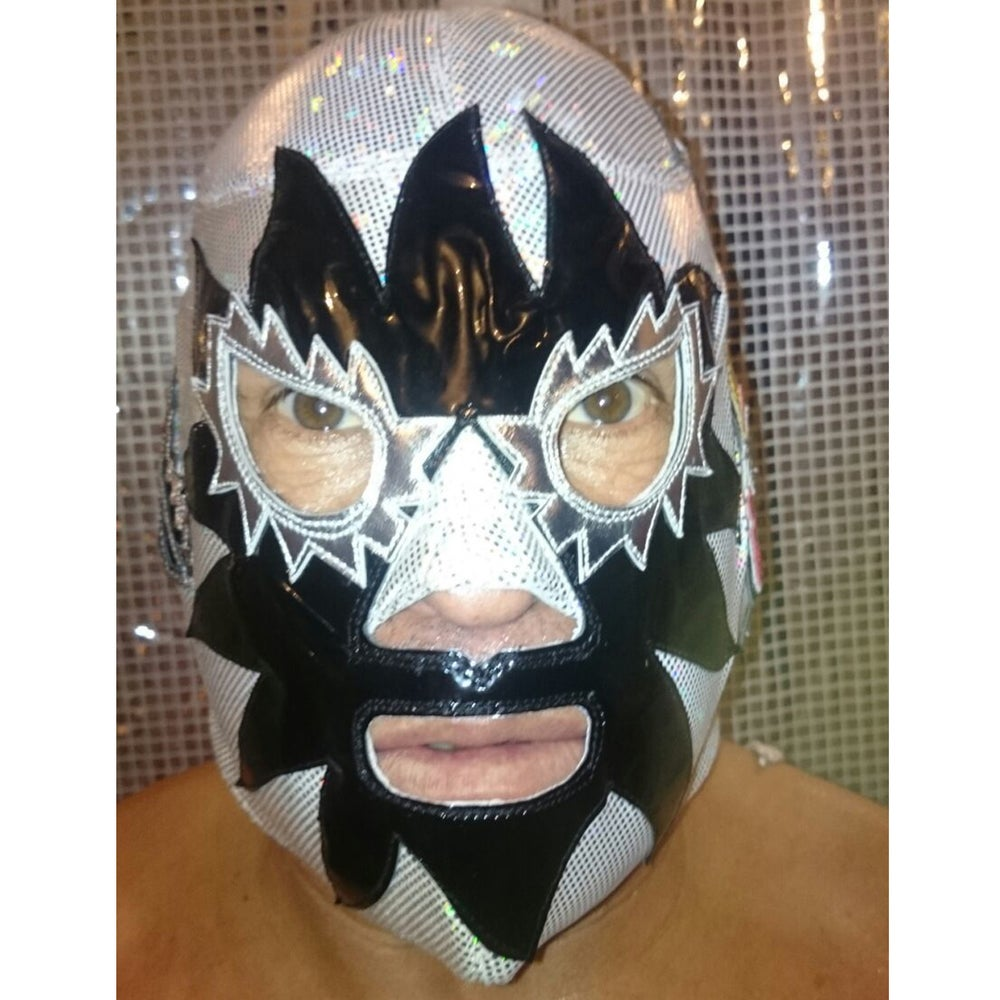Image of Solar - Official Pro Masks (Autographed)