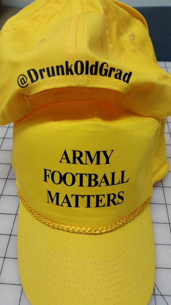 Image of Army Football Matters (Vegas Gold)