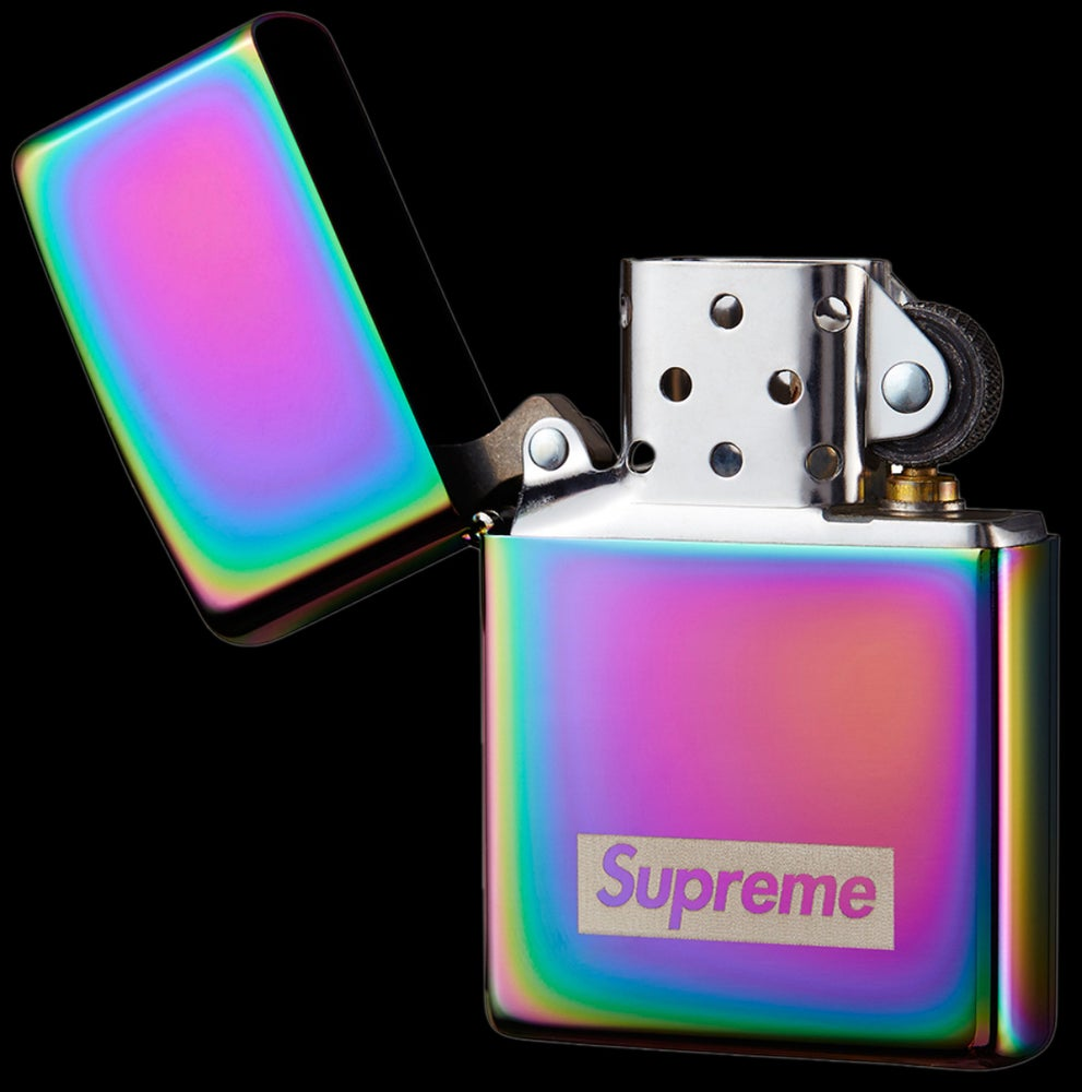 Image of 2016 Zippo Lighter (Iridescent)