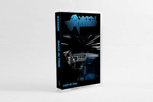 Image of BACK IN TIME (NEW ALBUM) CASSETTE