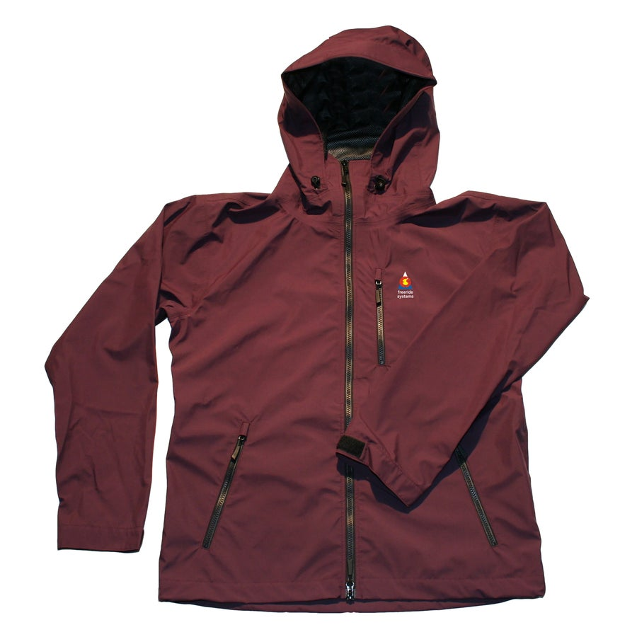 Image of Antero II Plus Hardshell Polartec Neoshell Jacket Blurple