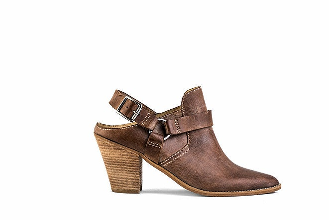 Image of Ivy Lee Copenhagen Jenny Boot Dark Tan