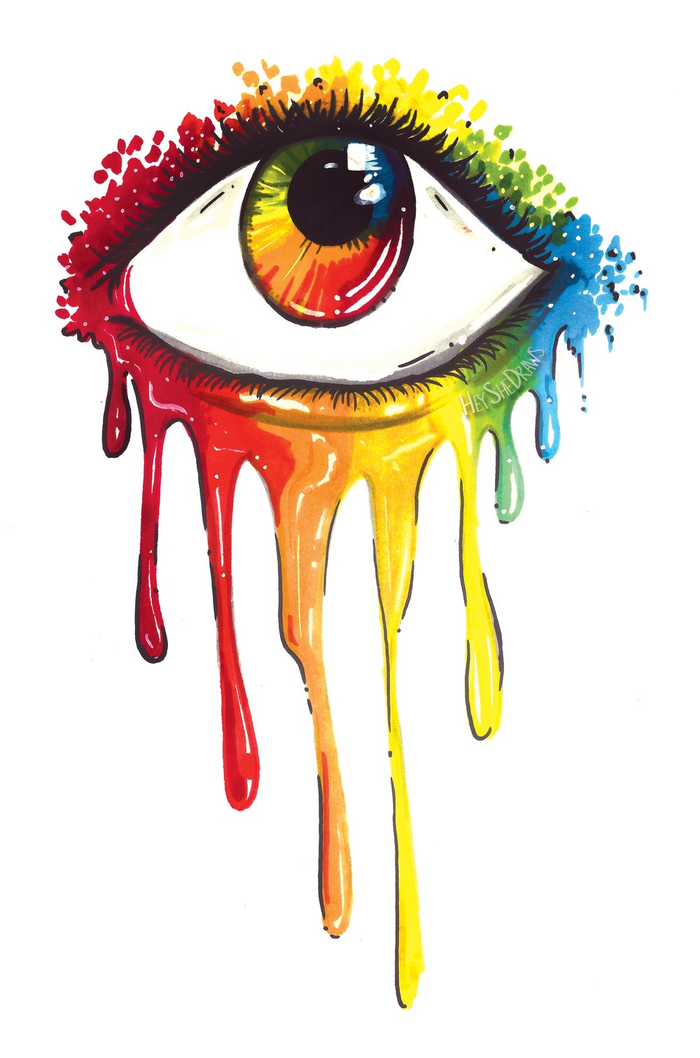 Image of I SEE COLOURS