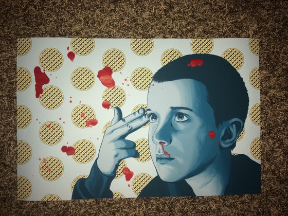 Image of Eleven (Nosebleed Edition) 1/1