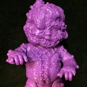 Image of Autopsy Zombie Staple Baby Blank Purple
