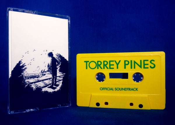Image of Torrey Pines Soundtrack Cassette w/Download
