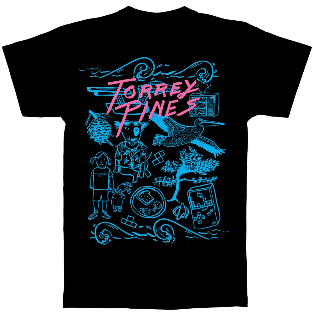 Image of Torrey Pines 80's T-Shirt