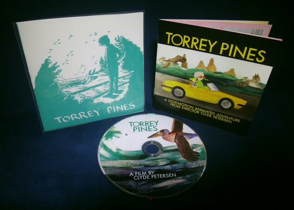 Image of Torrey Pines DVD