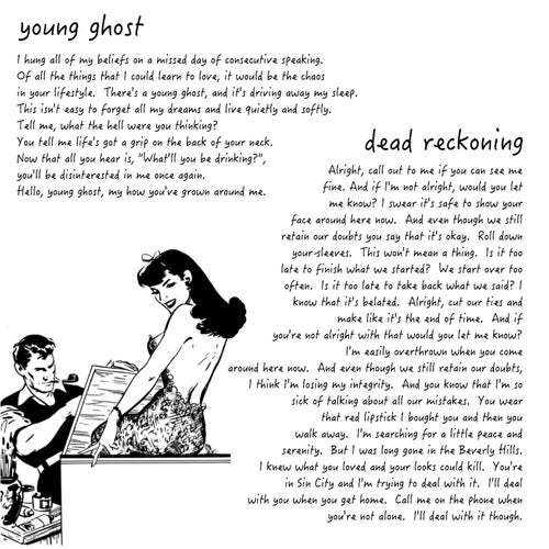 Image of young ghost (CD)
