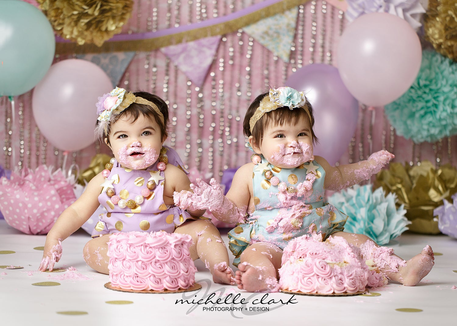 Image of Cake Smash Session Package