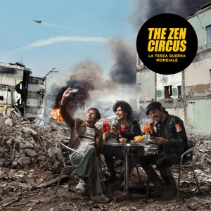 Image of The Zen Circus - La terza guerra mondiale CD DIGIPAK