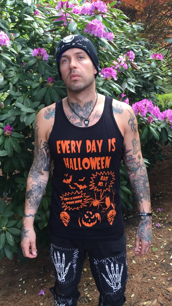 Image of Every Day Is Halloween - Unisex Tank