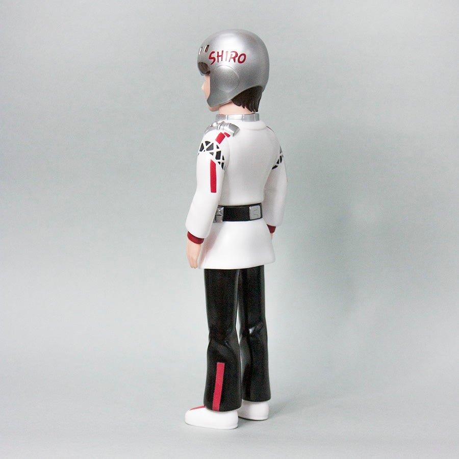 Image of X-BOMBER SHIRO HAGEN SOFT VINYL FIGURE