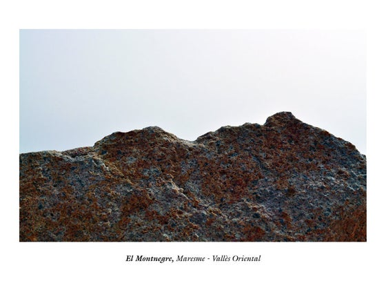 "Image of ""El Montnegre, Maresme - Vallès Oriental"""