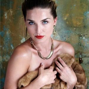 Image of Collier dégradé 3 couleurs Sweet Chain / Gradient necklace 3 colors Sweet Chain