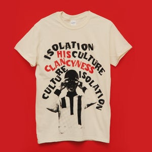 Image of ISOLATION CULTURE/CULTURE ISOLATION T-Shirt