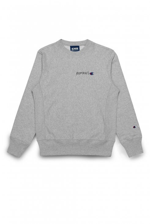 Image of CHAMPION X WOOD WOOD ROMANTIC SWEATSHIRT