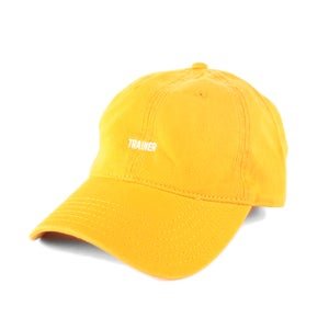 Image of  Trainer Low Profile Sports Cap - Yellow