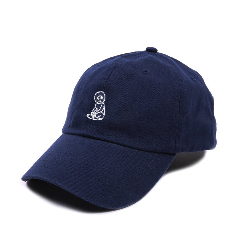 Image of  RTD Low Profile Sports Cap - Navy