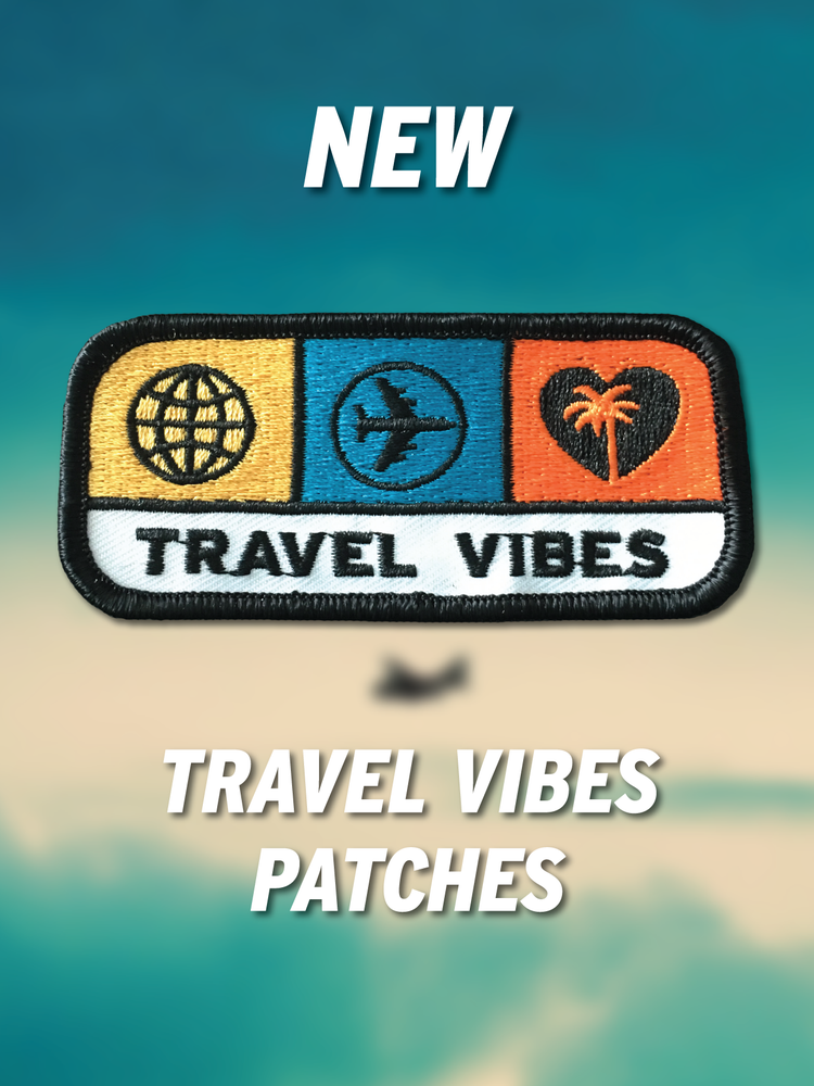 Image of Travel Vibes Patch