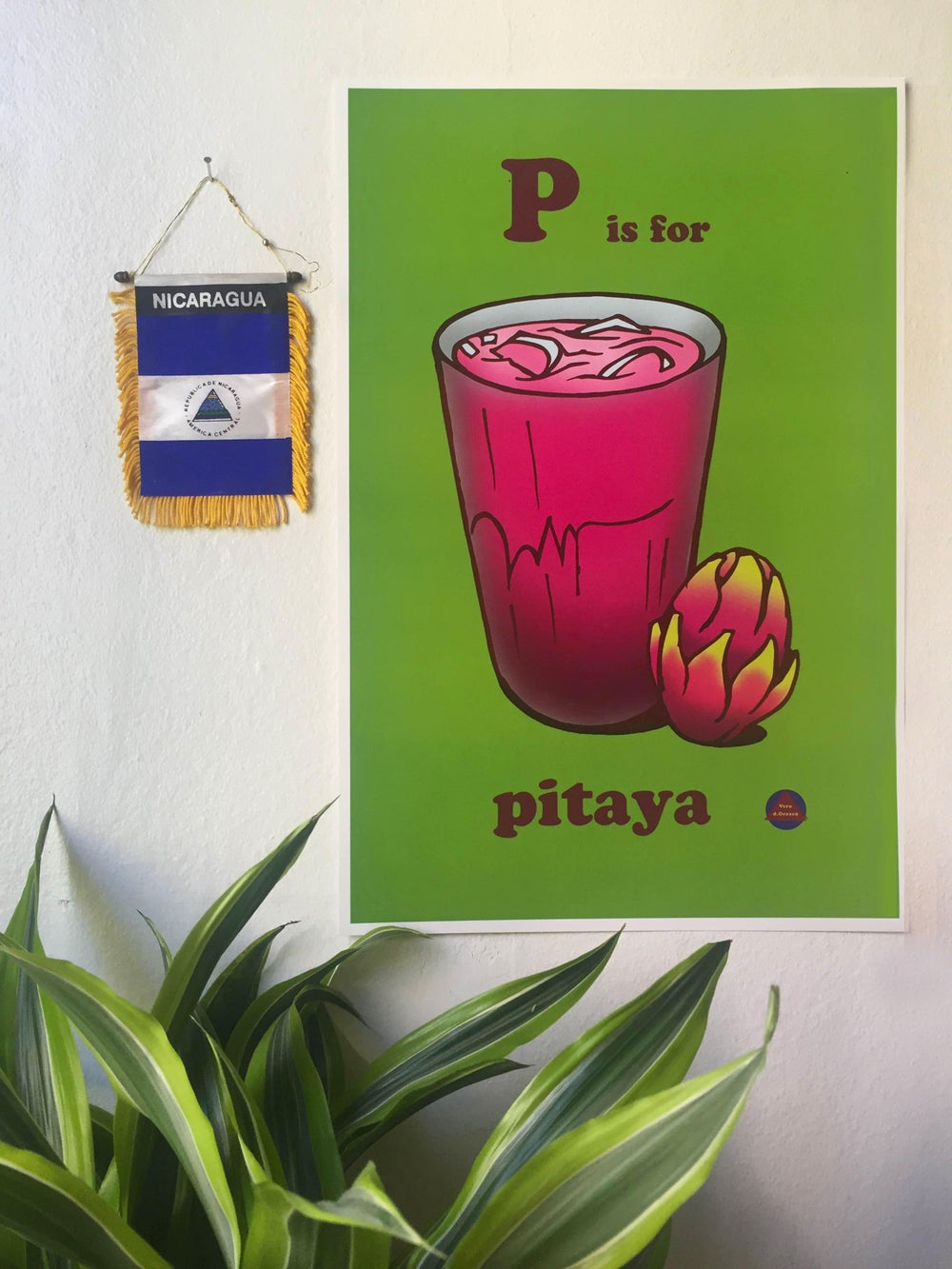 Image of Pitaya Poster