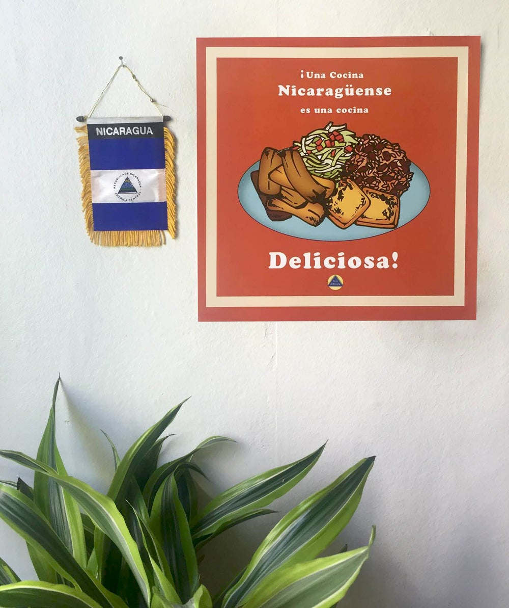 Image of Gallo Pinto Poster
