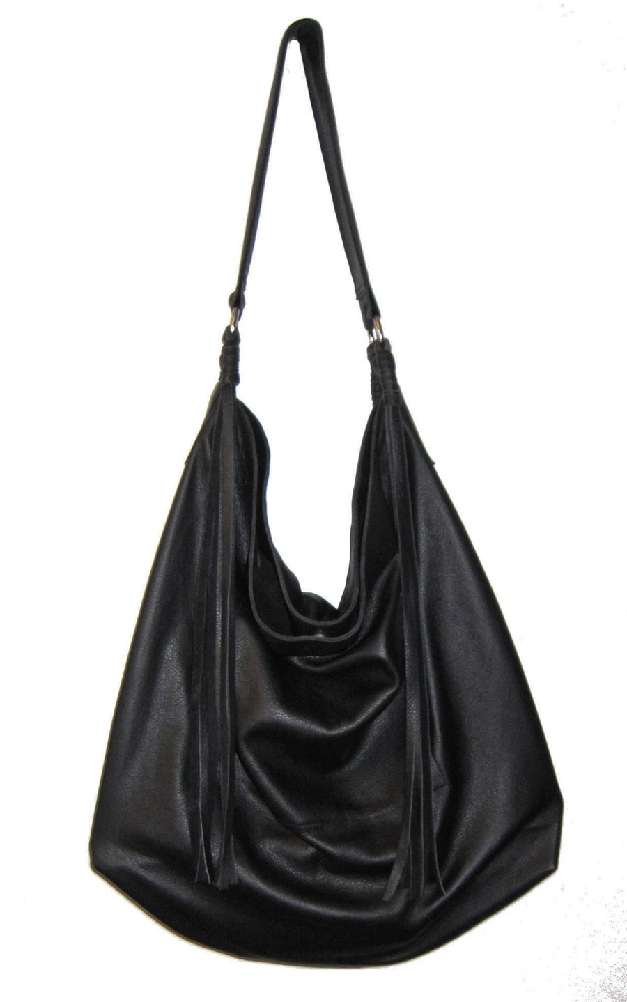 Image of Leather or Vegan Jerry Bag