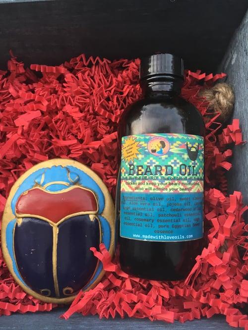 Image of Beard Gang Oil