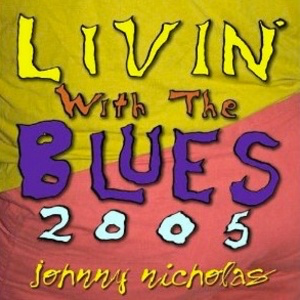 Image of Livin' With the Blues CD