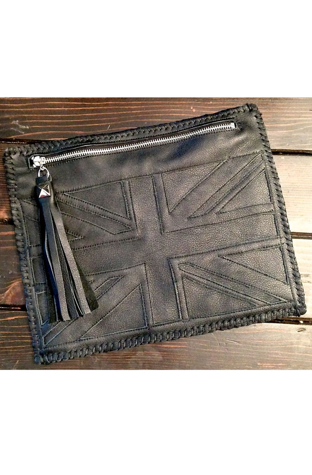 Image of Union Jack Clutch
