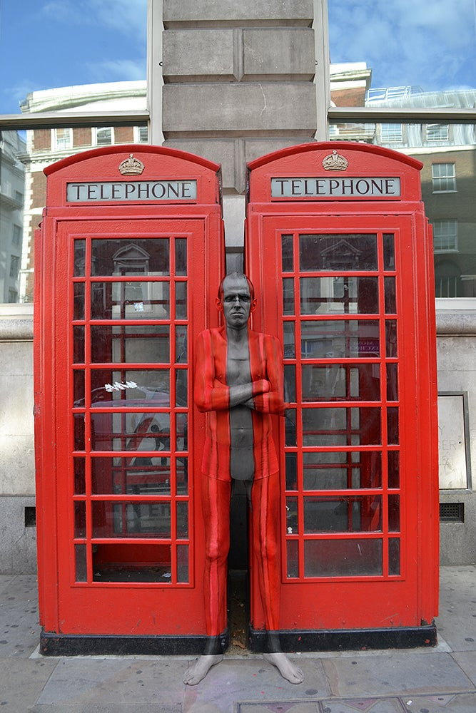 Image of Phone Boxes